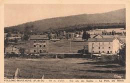 VOLLORE MONTAGNE - LE PONT SES HOTELS - France