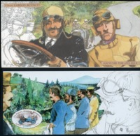 Bloc Souvenir N°4 / COUPE GORDON BENNETT Cote 110 € Avec Son Carton De Protection D'origine / ** MNH. TB - Foglietti Commemorativi