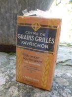 Favrichon - Crème De Grains Grillés - Scatole