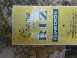 Favrichon - Crème De Riz - Scatole