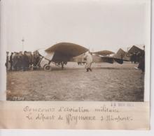 CONCOURS D'AVIATION MILITAIRE DEPART WEYMANN NIEUPORT  18*13CM Maurice-Louis BRANGER PARÍS (1874-1950) - Aviación