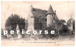 24  Sarlat  Château De La Boëtie Route De Vitrac - Sarlat La Caneda