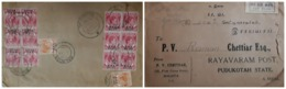 O) 1942 CIRCA - MALAYA, KING GEORGE VI - WORLD WAR II - BRITISH MILITARY ADMINISTRATION -ISSUED PROVISIONAL BY OVERPRINT - British Indian Ocean Territory (BIOT)