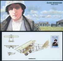 2010 BLOC SOUVENIR N°49 / PIONNIERS DE L'AVIATION / ELISE DE ROCHE 1882-1919 / ** MNH. TB - Souvenir Blocks & Sheetlets