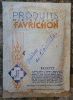 Favrichon -  Farine De Lentilles En Sachet - Scatole