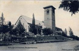 SUDAFRICA , TARJETA POSTAL NO CIRCULADA , ENGLISH CATHEDRAL - BLOEMFONTEIN - Sudáfrica