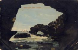 1911 SUDAFRICA , TARJETA POSTAL  CIRCULADA , BATS CAVE , EAST LONDON - Sudáfrica