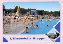 """CPM - OTEPPE - """"L'Hirondelle"""" - Centre De Vancances Familial - Burdinne"""