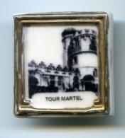 FEVES - FEVE - TABLEAU CPA - TOUR MARTEL - ST JEAN DE MONTS 85 - Regionen