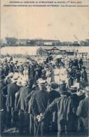 1909 FRANCIA - NANTES, T.P. SIN CIRCULAR , CONCOURS DE GYMNASTIQUE , FED. SPORTIVE DES PATRONAGES, CHAMPIONS CONCOURANT - Gimnasia