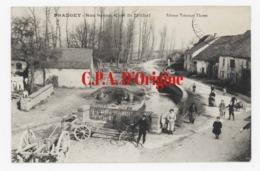 52 - PRANGEY - Rue Basse, Côté St Michel - 1911 - Très RARE ,#52/006 - Autres Communes
