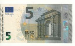"5 EURO  ""Spain""   DRAGHI    V 012 B2    VB8370219637    /  FDS - UNC - 5 Euro"