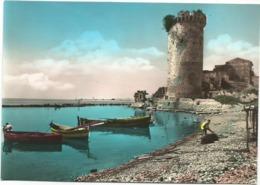 W4641 Formia (Latina) - Torre Di Mola - Barche Boats Bateaux / Non Viaggiata - Italia