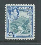 Jamaica 1938 KGVI 2 & 1/2d Castleton Scene MNH - Giamaica (...-1961)