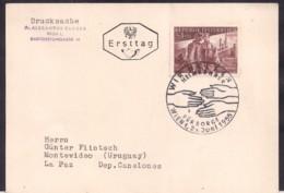 Österreich - 1955 - Brief - Heimkehrer - 1945-.... 2. Republik
