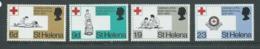 St Helena 1970 Red Cross Set Of 4 MNH - Saint Helena Island