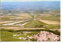 34440 NISSAN LEZ ENSERUNE - Les étangs Asséchés Et Le Village De Colombiers - France
