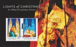 Australia 2017 Lights Of Christmas Minisheet CTO - 2010-... Elizabeth II