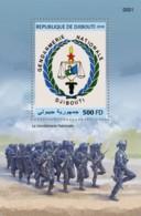 Djibouti 2018  The National Gendarmerie  Of Djibouti  S201810 - Djibouti (1977-...)