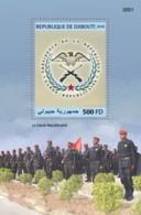Djibouti 2018  The Republican Guard S201810 - Djibouti (1977-...)