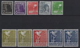 Germany (Alliierte Besetzung) 1947-48 (*) Mi.943-962 - American,British And Russian Zone