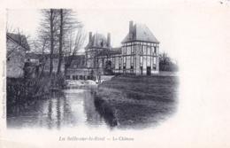 45 - Loiret -  LA SELLE Sur Le BIED - Le Chateau - Carte Precurseur - France