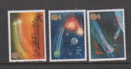 Great Britain SG 1312-1315 1986 Halley's Comet,mint Never Hinged - 1952-.... (Elizabeth II)
