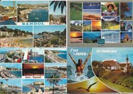Multivues -- Lot De 100 Cartes - Cartes Postales