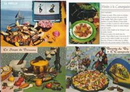 Recettes -- Lot De 81 Cartes + 27 Fiches Cuisine - Recipes (cooking)