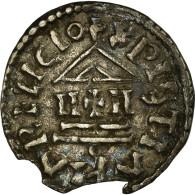 Monnaie, France, Louis Le Pieux, Denier Au Temple, TTB, Argent, Depeyrot:1179 - 751-987 Monnaies Carolingiennes
