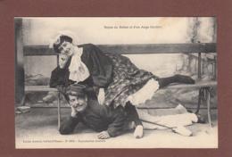 Repos Du SOLDAT Et D'un ANGE GARDIEN - Couples