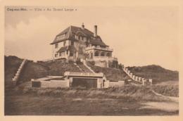 """De Haan, Coq Sur Mer, Villa """"Au Grand Lanrge"""", 2 Scans - De Haan"""