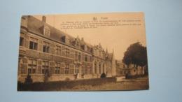 POSTEL Algemeen Zicht Op Voorgevel En Kerk ( Thill ) Anno 19?? ( Zie Foto Details ) ! - Mol