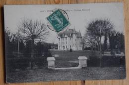 33 : Podensac - Château Thévenot - Pli D'angle - (n°16126) - France