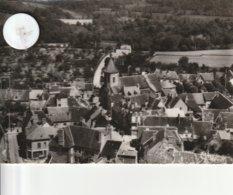 23 - Très Belle Carte Postale Semi Moderne Dentelée De  AHUN   Vue Aérienne - Frankrijk