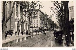 D06  NICE  Avenue De La Victoire - Straßenverkehr - Auto, Bus, Tram