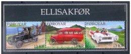 Faroer/Faroe/Féroé: Auto D'epoca, Vintage Cars, Voitures Anciennes - Automobili