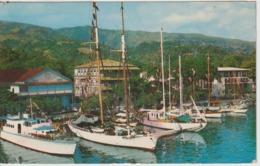 Polynésie Port De Papeete Oblit. 1968 - Polinesia Francese