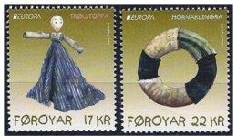 Faroer/Faroe/Féroé: Vecchi Giocattoli, Old Toys, Jouets Anciens - Dolls