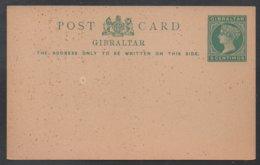 GIBRALTAR - QV / 1889 ENTIER POSTAL  NEUF (ref LE359) - Gibraltar