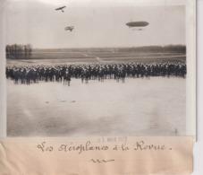 LES AEROPLANES A LA REVUE  18*13CM Maurice-Louis BRANGER PARÍS (1874-1950) - Aviación