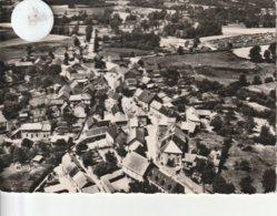 23 - Très Belle Carte Postale Semi Moderne Dentelée De  MERINCHAL   Vue Aérienne - Frankrijk