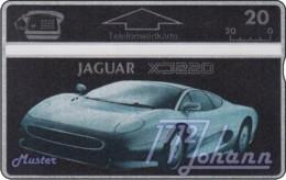 AUSTRIA Private: *Jaguar* - SAMPLE [ANK P55] - Oesterreich