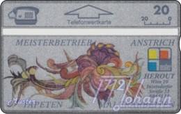 AUSTRIA Private: *Maler Herout* - SAMPLE [ANK P61] - Autriche