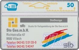 AUSTRIA Private: *Stotmeister 2 (RS Bedr.)* - SAMPLE [ANK P69] - Autriche