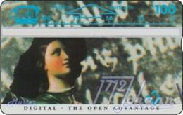 AUSTRIA Private: *Digital - 100E* - SAMPLE [ANK P70] - Autriche