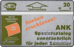 AUSTRIA Private: *ANK - Spezialkatalog* - SAMPLE [ANK P72] - Autriche