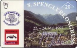 """TWK Österreich Privat: """"Spengler-Kongress"""" Gebr. - Oesterreich"""