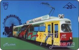 """TWK Österreich Privat: """"Geburtstags-Tramway"""" Gebr. - Oesterreich"""