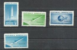 DOMINICANA  YVERT  617/20    MNH  ** - Dominicaine (République)